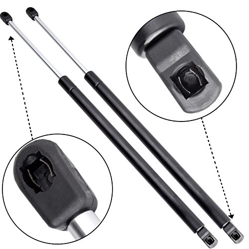SCITOO Rear Hatch Tailgate Liftgate Lift Supports Struts for 2007-14 Chevrolet Suburban 1500 2500,2007-14 Chevrolet Tahoe,2007-14 GMC Yukon,2007-14 GMC Yukon XL 1500,2007-13 GMC Yukon XL (Rear Gate)