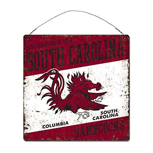 Legacy Athletic University of South Carolina Large Tin 'Established' Sign