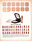 1964 Powder Compact Make-Up - The Duette Original 13.5 * 10.5 Magazine Ad- Coty