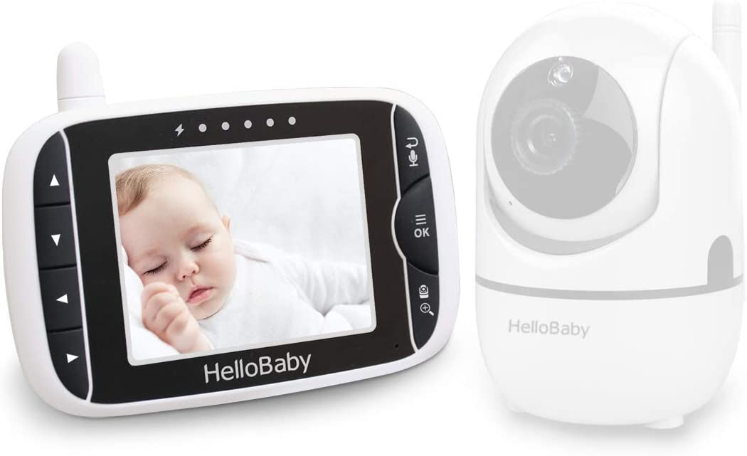 Replacement Monitor Handheld Parent Unit for HB65 Baby Monitor, NOT Compatible with HB32 and HB66 Camera
