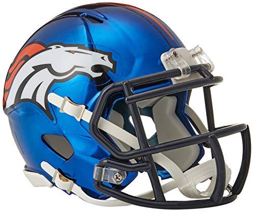 Riddell Chrome Alternate NFL Speed Mini Helmet Denver Broncos