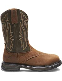 Amazon.com: Lace-up - Western / Boots: Clothing, Shoes & Jewelry