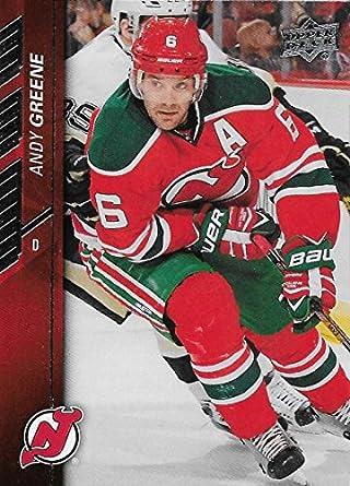 Amazon.com  Hockey NHL 2015-16 Upper Deck  112 Andy Greene NJ Devils ... ccc390947