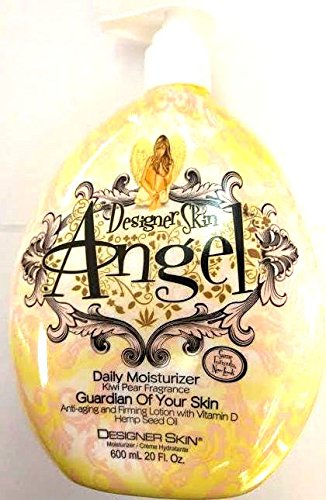 Designer Skin Angel Moisturizing After Tan Lotion Daily Moisturizer 600 Ml. (20 Fl. ()
