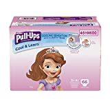 Health & Personal Care : Pull-Ups Cool & Learn Training Pants for Girls, 3T-4T, 66 Count by Pull-Ups