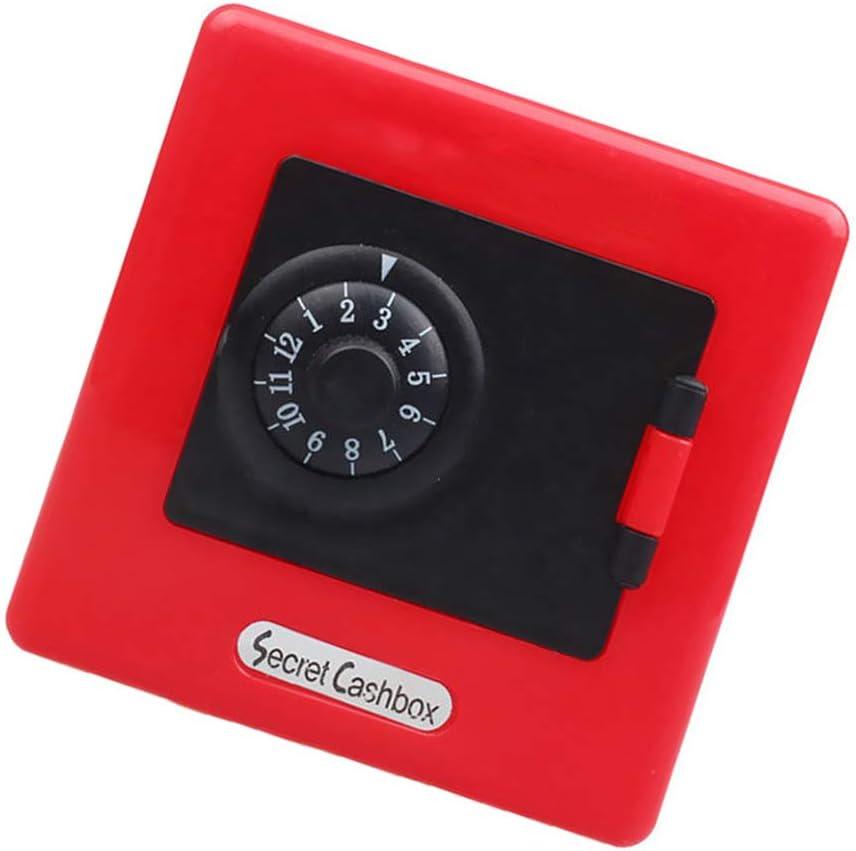 collectsound - Caja de Dinero con Cerradura de combinación para ...