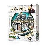 Wrebbit 3D - Hagrid's Hut 3D Jigsaw Puzzle