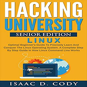 Hacking University Senior Edition Hörbuch