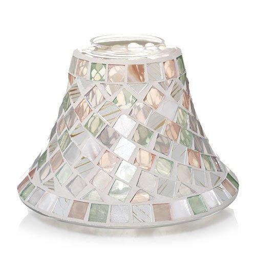 jar candle shade mosaic - 1