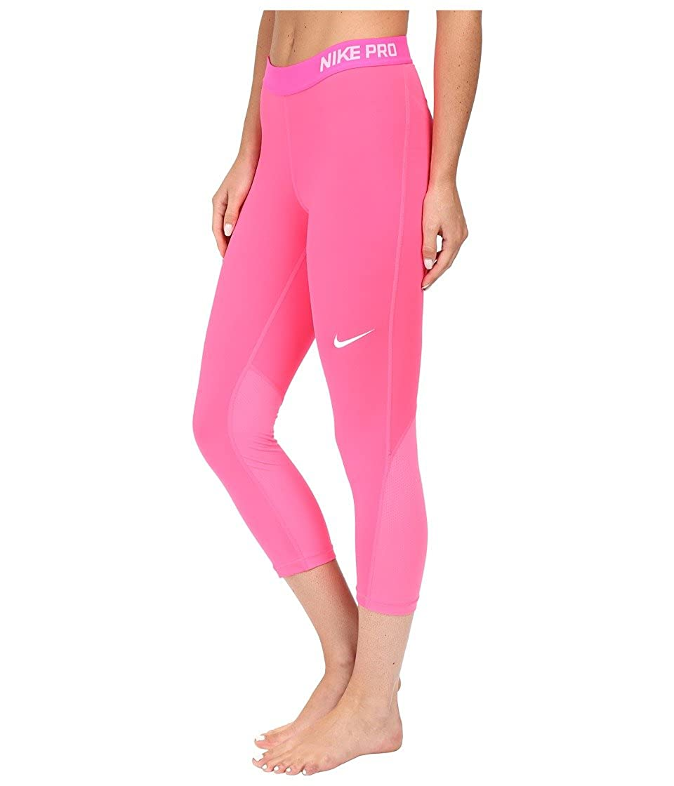 c7ddd844c9c2e Amazon.com: Nike Women's Pro Cool Capris: Clothing
