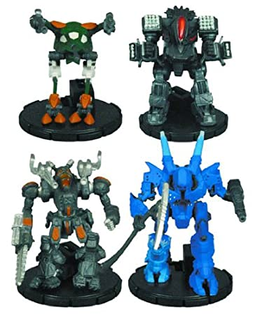 Battle booster domination mech mechwarrior pack tech warrior
