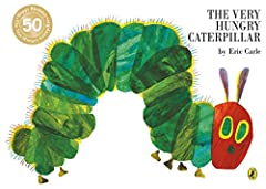 This is the classic edition of the bestselling story written for the very young. A newly hatched caterpillar eats his way through all kinds of food.Book Details:                Format: Paperback         Publication Date: 11/28/2002    ...
