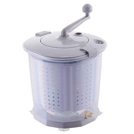 Amazon.com: BHDYHM Lavadora y secadora apilada portátil ...