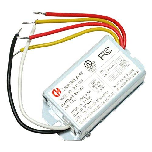Chenghe Elex 40270 - CH40-120B-FML27 Compact Fluorescent Ballast ()