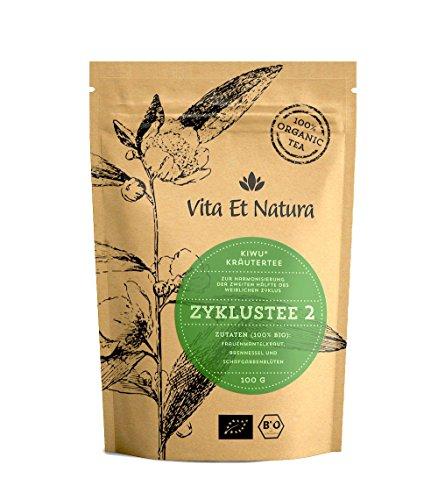 Vita Et Natura BIO Zyklustee 2 - 100g loser KIWU Kinderwunschtee