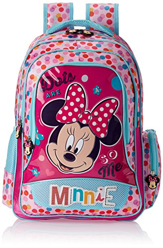 Minnie Pink Children's Backpack (EI-WDP0062)