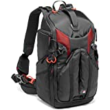 Manfrotto MB PL-3N1-26 Professional Pro Light Camera backpack 3N1-26 for DSLR/CSC/C100, Black (MB PL-3N1-26)