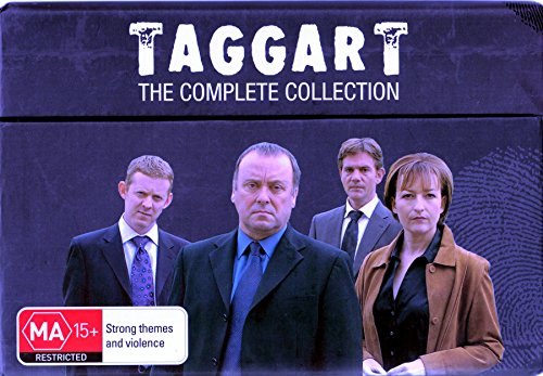 Taggart Complete Collection [77 Disc Set] (Taggart Complete Collection 77 Disc Box Set)
