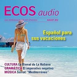 ECOS audio - Español para sus vacaciones. 8/2012