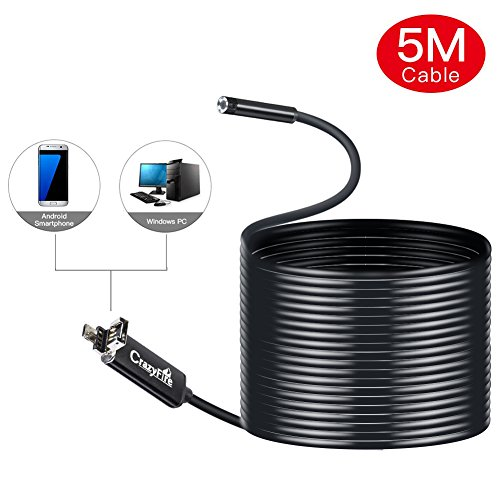 Smartphone Endoscope Inspection CrazyFire Waterproof product image