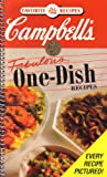 Campbell's Fabulous One-Dish Meals, Campbell Soup Company, 1561738581