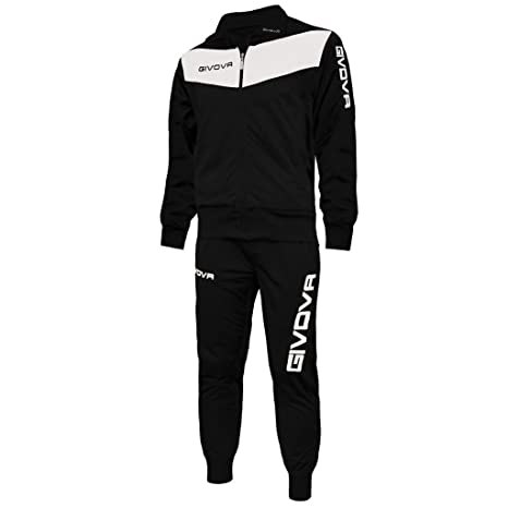 9a1e19a4d6682 Givova Tuta Visa Tracksuit  Amazon.co.uk  Sports   Outdoors