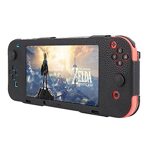 Nintendo Switch Luxury Leather Protective Cover