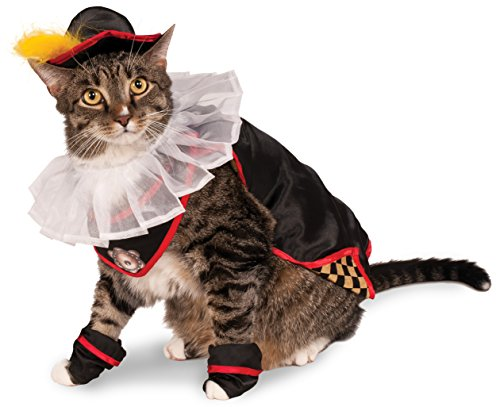 Puss in Boots Pet Costume Accessory Set, NS]()