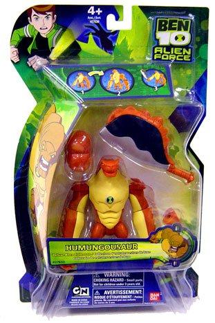 Ben 10 Deluxe DX Alien Collection Action Figure Humungousaur