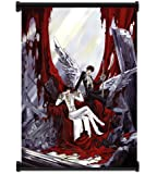 "Code Geass Anime Fabric Wall Scroll Poster (31""x42"") Inches"