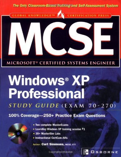 MCSE Windows XP Professional Study Guide (Exam 70-270) Pdf