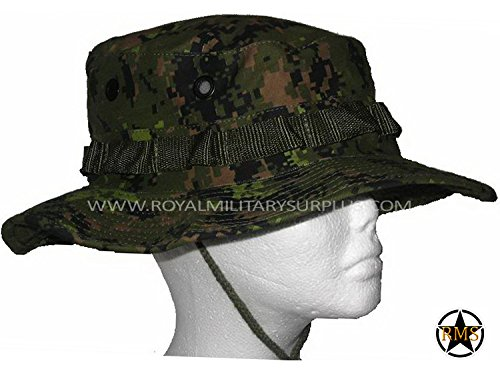 Boonie Hat - Canada Army Digital Camouflage - Airsoft   Paintball ... d1828af8fa6