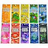 Amazon Com Exotic Cart Packaging 10 Flavors 500pcs For 89 99