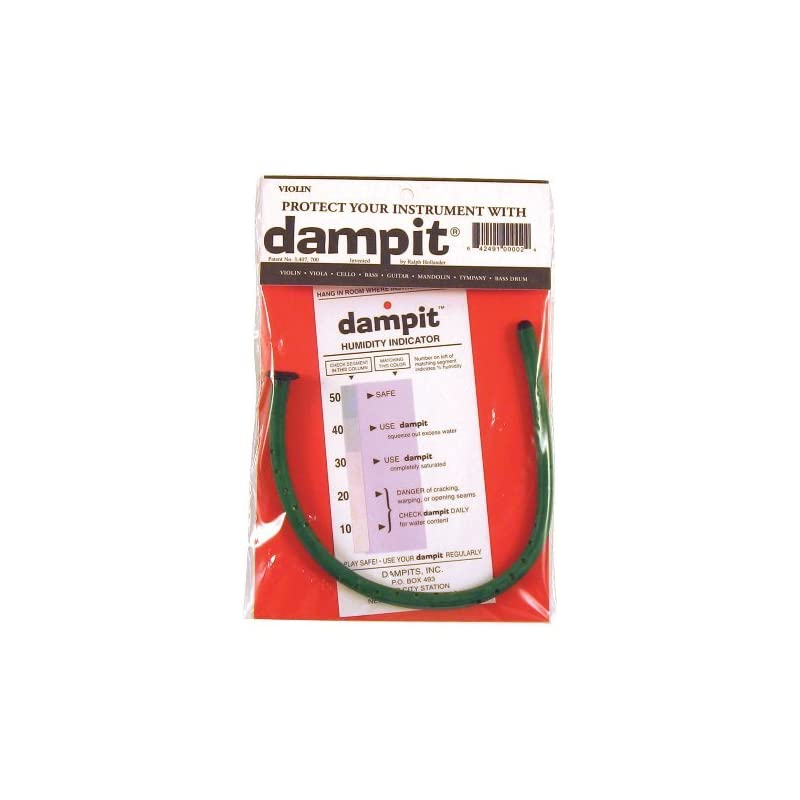 Dampit Moistener Violin (Limited Edition)