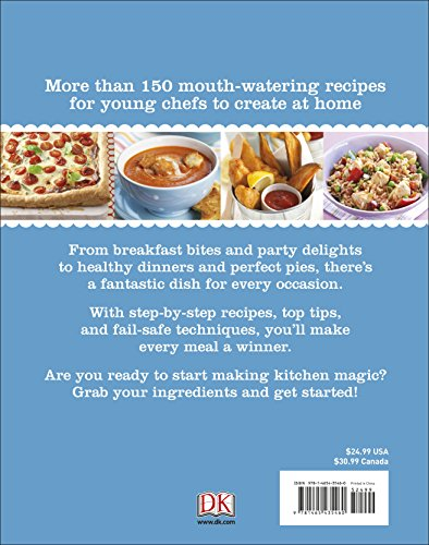 Complete Children's Cookbook by DK Publishing Dorling Kindersley (Image #1)