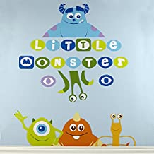 Disney Baby - Monsters, Inc. Wall Decals
