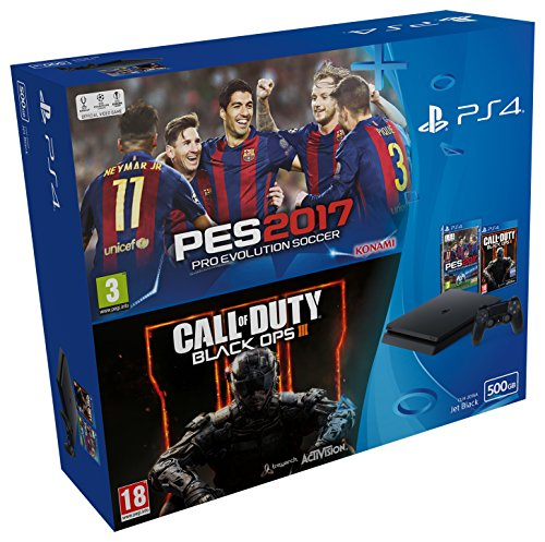 PlayStation-4-Slim-PS4-500-GB-Consola-Pro-Evolution-Soccer-2017-Call-Of-Duty-Black-Ops-III