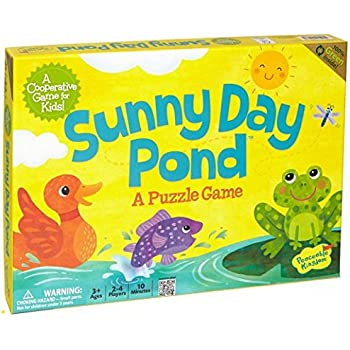 Sunny Day Pond Cooperative Gam