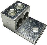 2S500-53-63 Double Wire Mechanical Lug (500 kcmil-4 AWG) Box of 5pcs