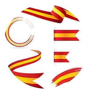 alfombrilla de ratón bandera de España - ronda - 20cm