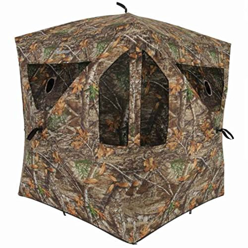 Ameristep Brickhouse Ground Blind Realtree Edge Frame Frame