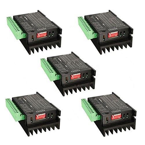 HUDITOOLS Quality   Motor Driver   CNC Single Axis 4A TB6600 Stepper Motor Drivers Controller 1 PCs