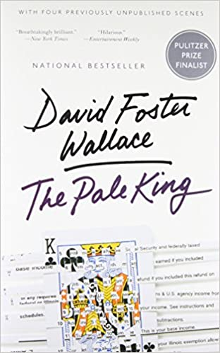 The pale king david foster wallace 8601400271933 amazon books fandeluxe Image collections
