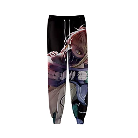 H&Y Fan del Anime Pantalones De Chándal con Estampado 3D My ...