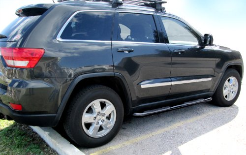 Maxmate Custom Fit 2011 2017 Jeep Grand Cherokee Black 3