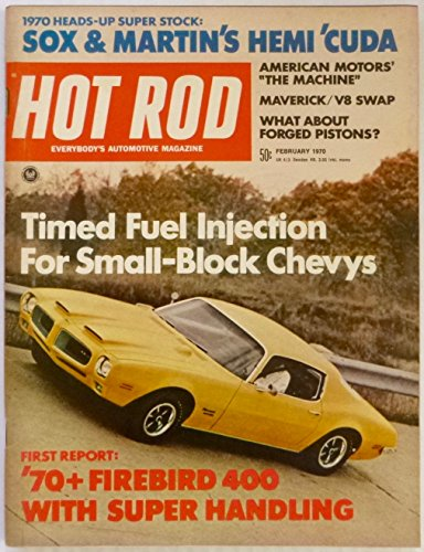 Forged Single Piston - Hot Rod Magazine What About Forged Pistons? February 1970