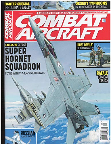 - Combat Aircraft Magazine June 2019