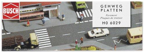 Busch 6029 Pavement HO Scenery Scale Model