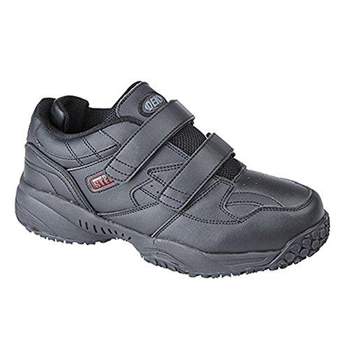 Dek Mind Your Step Chaussures De Fixation Bandero Comfort Touch Noires Pour Hommes