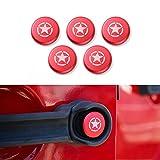 RT-TCZ Grab Handles Button Cover Trim Door Grab